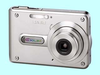 CASIOEXILIM CARD EX-S100 シルバー