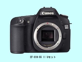 CanonEOS 30D EF-S18-55 II Uレンズキット 1234B042