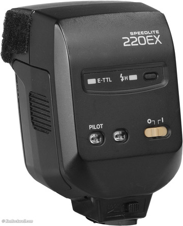 Canonスピードライト 220EX