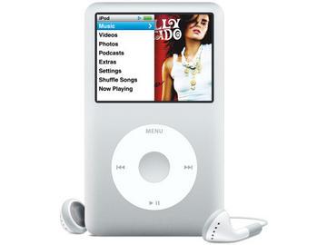 AppleiPod classic 80GB (Silver) MB029J/A