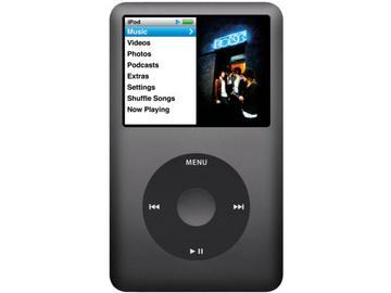 AppleiPod classic 120GB (Black) MB565J/A