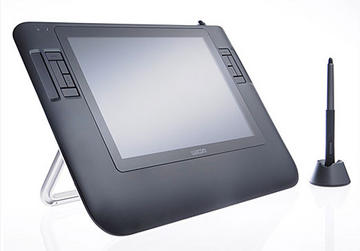 WACOMCintiq 12WX(DTZ-1200W/G0)[12.1インチ液晶ペンタブレット/1280x800/筆圧感知:1,024]2007年11月