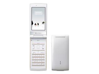 CASIOSoftBank 830CA ホワイト CHSAA1