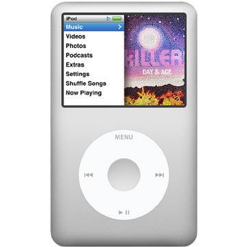 AppleiPod classic 160GB (Silver) MC293J/A