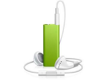 AppleiPod Shuffle 4GB (Green) MC307J/A