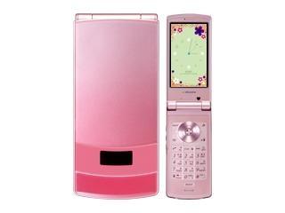 NECdocomo FOMA STYLE series N-01B Eternity Pink