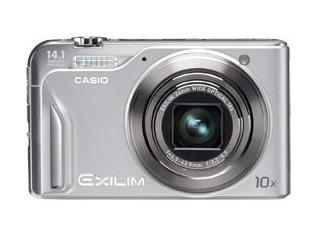 CASIOEXILIM Hi-ZOOM EX-H15SR シルバー