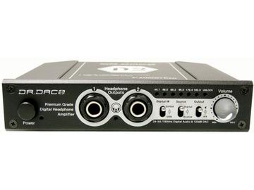 AUDIOTRAKDR.DAC2(ヘッドフォンアンプ)