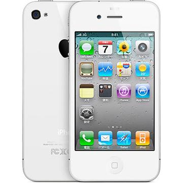 AppleSoftBank iPhone 4 16GB ホワイト MC604J/A