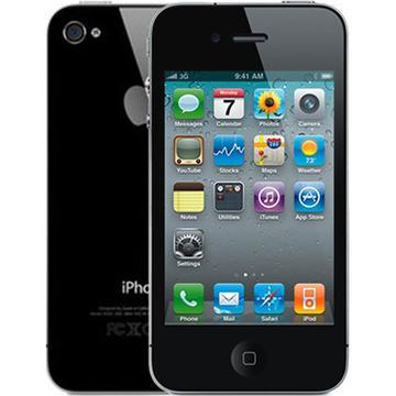iPhone 4 16GB ブラック(海外版SIMロックフリー)
