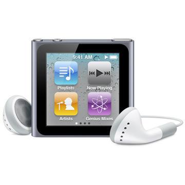 AppleiPod nano 16GB (2010/グラファイト) MC694J/A 第6世代