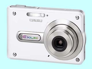 CASIO EXILIM CARD EX-S100WE クレムホワイト