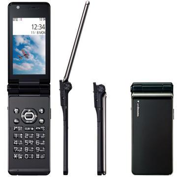 Panasonicdocomo FOMA SMART series P-01C Onyx Black
