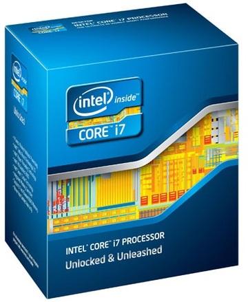 IntelCore i7-2600K(3.4GHz/TB:3.8GHz) BOX LGA1155/4C/8T/L3 8M/HD Graphics 3000/TDP95W