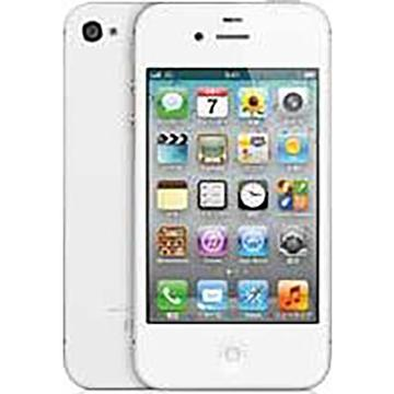 au iPhone 4S 16GB ホワイト MD240J/A