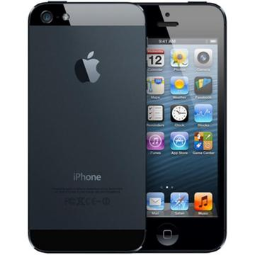 au iPhone 5 64GB ブラック&スレート ME043J/A