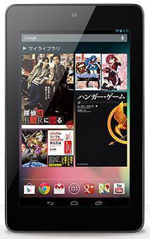 ASUSGoogle Nexus 7(2012) Wi-Fi 16GB(国内モデル)