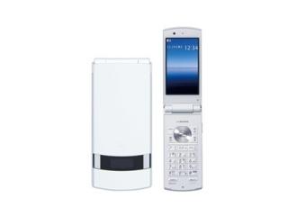 NECdocomo FOMA STYLE series N-01E White