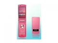 NECdocomo FOMA STYLE series N-01E Pink