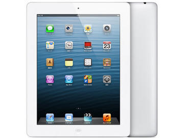 AppleiPad(第4世代) Wi-Fiモデル 64GB ホワイト MD515J/A