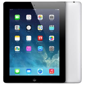 Appleau iPad(第4世代) Wi-Fi+Cellular 32GB ブラック MD523J/A