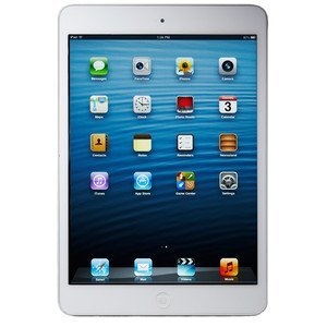 Apple au iPad mini Cellular 32GB ホワイト&シルバー MD544J/A