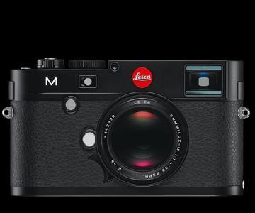 LeicaM ボディ (Typ240) (ブラックペイント)