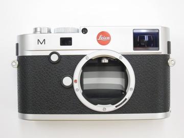 LeicaM ボディ (Typ240) (シルバークローム)