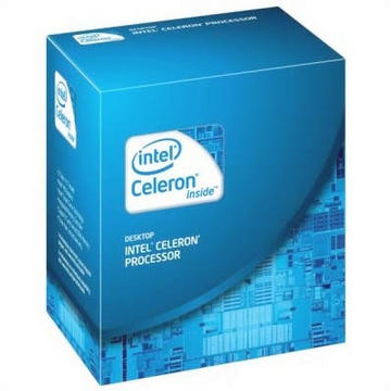 IntelCeleron G1610(2.6GHz) BOX LGA1155/2C/2T/L3 2M/HD Graphics/TDP55W
