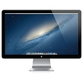 Apple Thunderbolt Display MC914J/A 27インチワイド/2560*1440(WQHD)/Thunderbolt