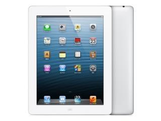 iPad(第4世代) Wi-Fiモデル 128GB ホワイト ME393J/A