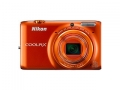 NikonCOOLPIX S6500 マンダリンオレンジ