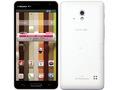 LG電子docomo NEXT series Optimus G Pro L-04E Platinum White