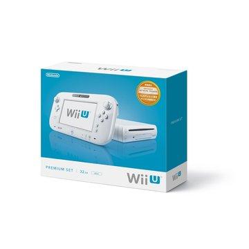 NintendoWii U プレミアムセット shiro WUP-S-WAFC