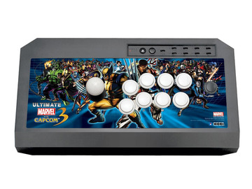 HORIULTIMATE MARVEL VS. CAPCOM 3 対応スティック for PlayStation3 HP3-117