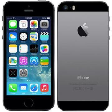 AppleSoftBank iPhone 5s 64GB スペースグレイ ME338J/A