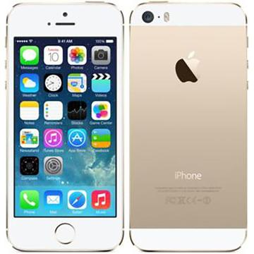 Apple SoftBank iPhone 5s 64GB ゴールド ME340J/A