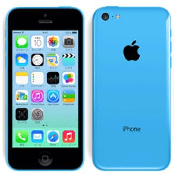 AppleSoftBank iPhone 5c 32GB ブルー MF151J/A