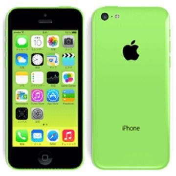 Appledocomo iPhone 5c 16GB グリーン ME544J/A