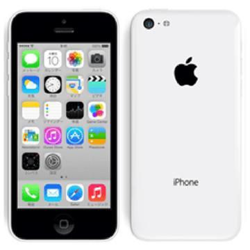 Appledocomo iPhone 5c 32GB ホワイト MF149J/A