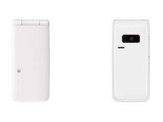 PanasonicSoftBank COLOR LIFE 4 WATERPROOF 301P ホワイト