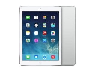 Apple SoftBank iPad Air Cellular 128GB シルバー ME988J/A