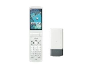 NECdocomo FOMA N-01F WHITE