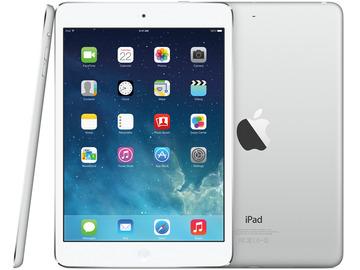 au iPad mini2 Cellular 64GB シルバー ME832JA/A