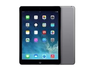 au iPad Air Cellular 128GB スペースグレイ ME987JA/A