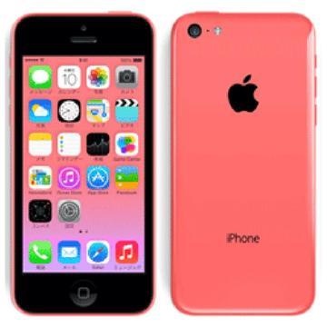 AppleiPhone 5c 16GB ピンク(国内版SIMロックフリー) ME545J/A