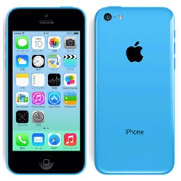 AppleiPhone 5c 16GB ブルー(国内版SIMロックフリー) ME543J/A