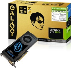 玄人志向GF-GTX780Ti-E3GHD/G2 GTX780Ti/3GB(GDDR5)/PCI-E