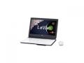 NECLaVie L LL750/RSW PC-LL750RSW クリスタルホワイト