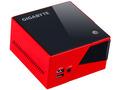 GIGABYTEBRIX Pro(GB-BXi7-4770R)レッド i7-4770R(3.2GHz/TB:3.9GHz/4C/8T/Iris Pro5200)/11ac+BT4.0/2014年1月